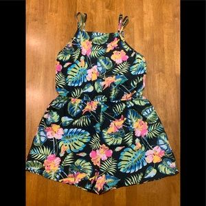 Other - Tropical Romper 🏝🌸